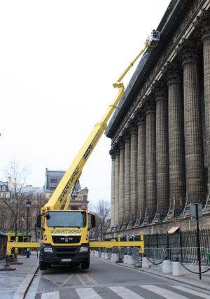 Location d 39 un camion camion nacelle la madeleine paris - Location d un camion ...